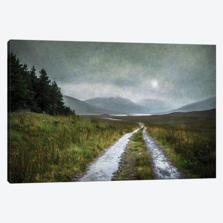 Long Walk Home Canvas Print #MGM36} by Mark Gemmell Canvas Wall Art