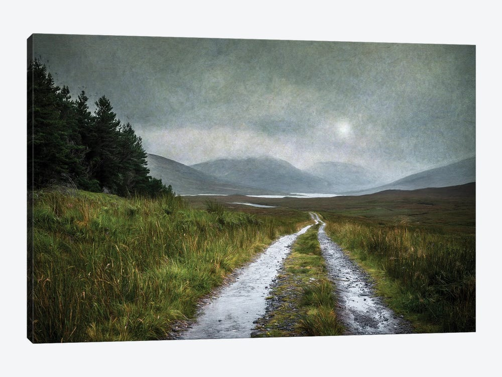 Long Walk Home by Mark Gemmell 1-piece Art Print