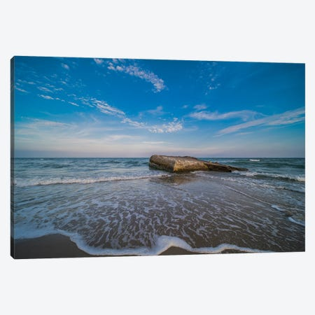Undeterred Canvas Print #MGN6} by Keith Morgan Canvas Artwork
