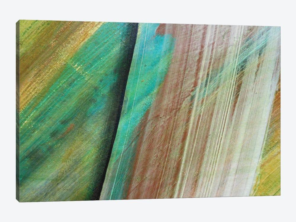 Swipe by Michael Goldzweig 1-piece Canvas Print