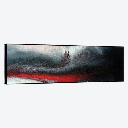 Winter Storm Canvas Print #MGO32} by Michael Goldzweig Canvas Print