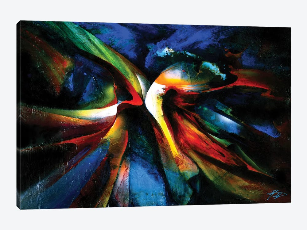 Awakening I by Michael Goldzweig 1-piece Canvas Print