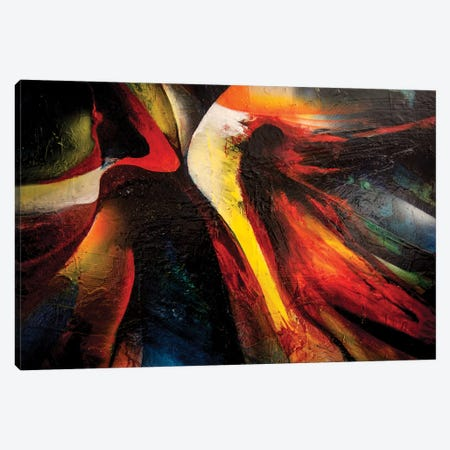 Awakening II Canvas Print #MGO34} by Michael Goldzweig Canvas Artwork
