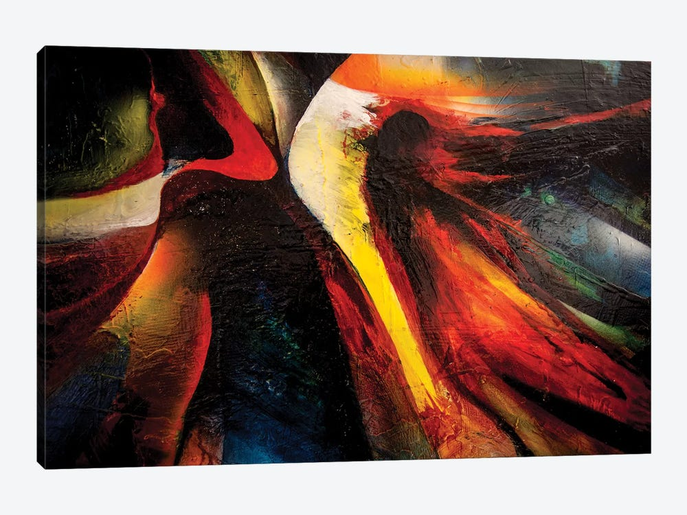 Awakening II by Michael Goldzweig 1-piece Canvas Art