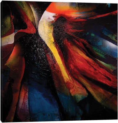 Awakening Detail Canvas Art Print