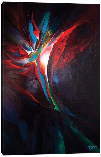 Dancing Star Canvas Art Print
