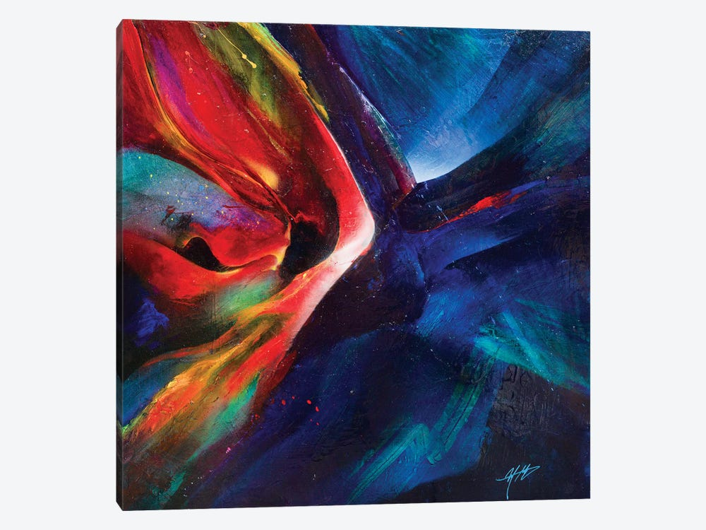 Elysium by Michael Goldzweig 1-piece Art Print