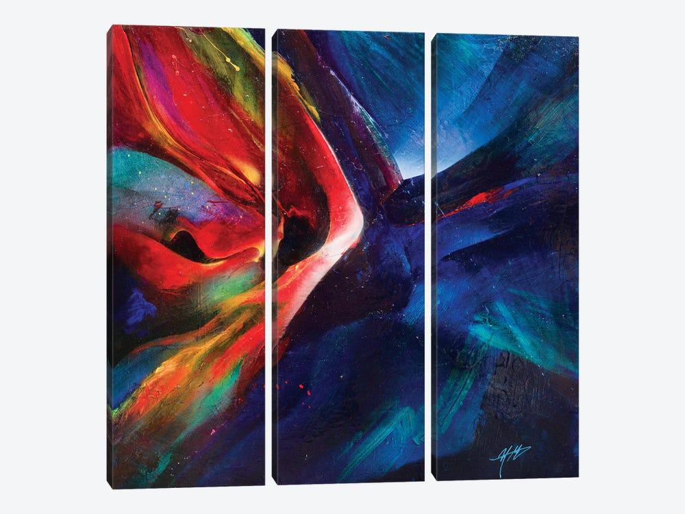 Elysium by Michael Goldzweig 3-piece Art Print