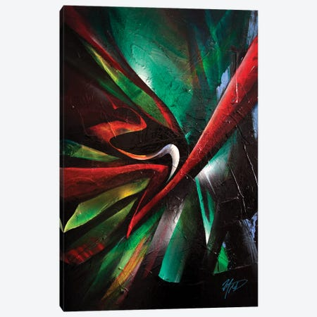 Revelation Canvas Print #MGO42} by Michael Goldzweig Canvas Art