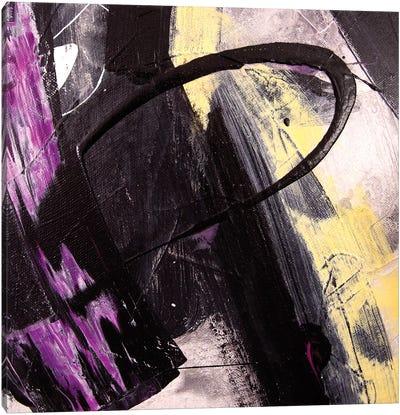 The Mask Detail Canvas Art Print