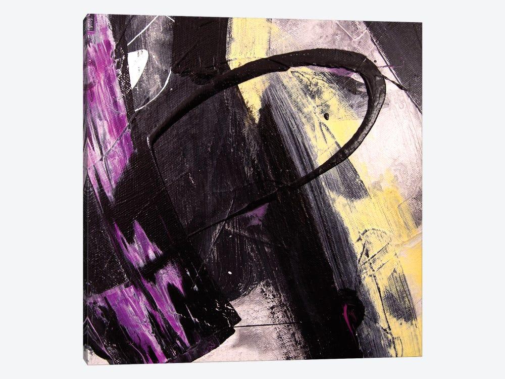 The Mask Detail by Michael Goldzweig 1-piece Canvas Art Print