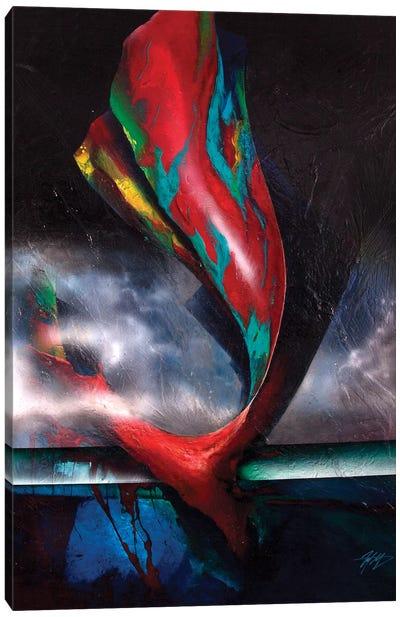 The Whale Canvas Art Print