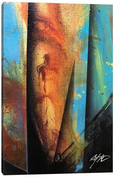 Exotic Dancer Canvas Art Print