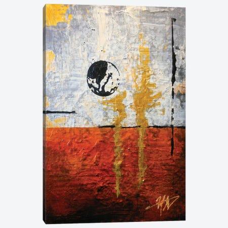 Serenity Canvas Print #MGO47} by Michael Goldzweig Canvas Print