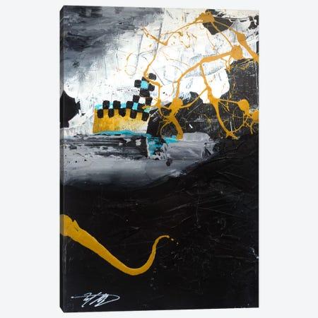 Relentless Canvas Print #MGO4} by Michael Goldzweig Canvas Art Print