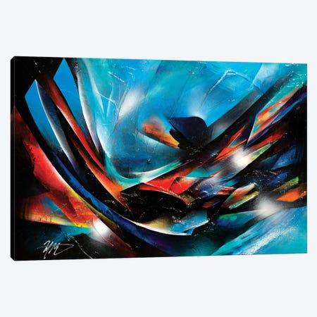 The Color Wind Canvas Print #MGO51} by Michael Goldzweig Canvas Art Print