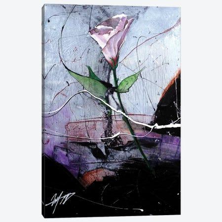 Dancing Flower Canvas Print #MGO53} by Michael Goldzweig Canvas Art Print