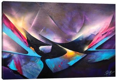 Florida Sunset Canvas Art Print