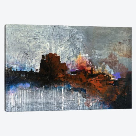 Temperature Rising Canvas Print #MGO6} by Michael Goldzweig Canvas Print