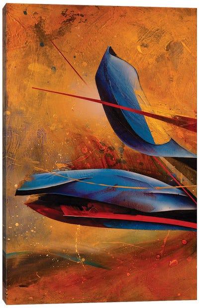 Whirling Dervish I Canvas Art Print