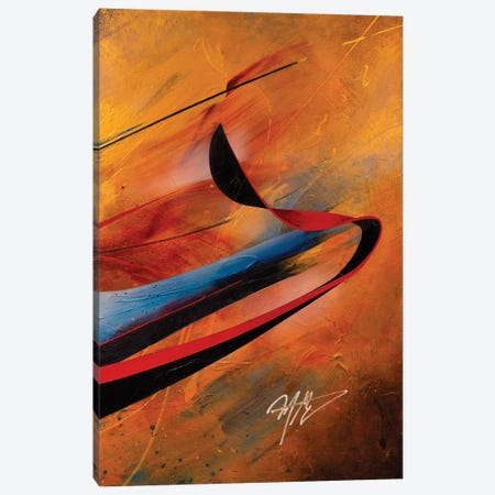 Whirling Dervish III Canvas Print #MGO77} by Michael Goldzweig Canvas Art