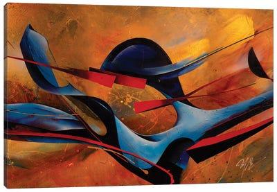 Whirling Dervish Full Canvas Art Print