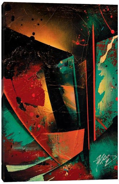 Exhilarate Canvas Art Print