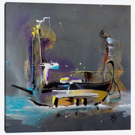 Venetian Nights Canvas Print #MGO7} by Michael Goldzweig Art Print