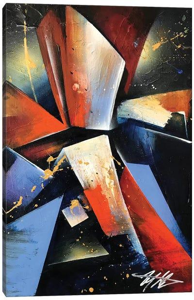 AB Canvas Art Print