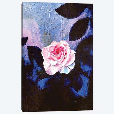 La Vie En Rose Canvas Print #MGO87} by Michael Goldzweig Canvas Art Print