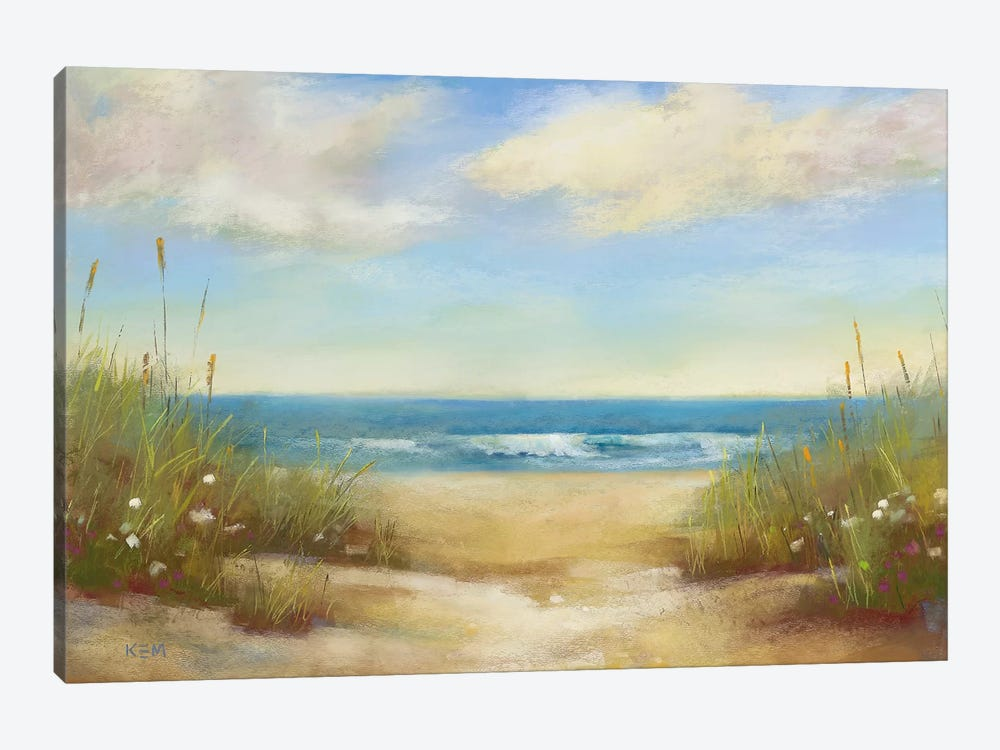 Serenity I by Karen Margulis 1-piece Art Print