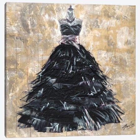 Gala I Canvas Print #MGW2} by Marta G. Wiley Canvas Art Print