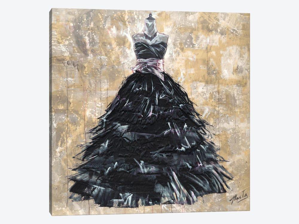 Gala I by Marta G. Wiley 1-piece Canvas Artwork