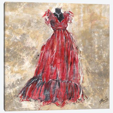 Gala II Canvas Print #MGW3} by Marta G. Wiley Canvas Print