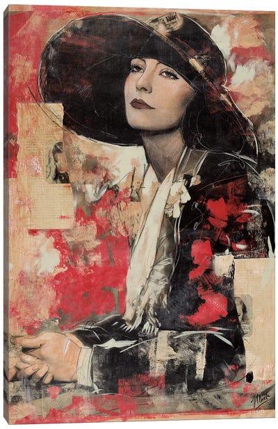 Vintage Goddess II Canvas Art Print