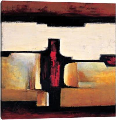 Internal Affairs I Canvas Art Print