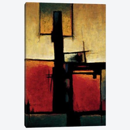 On The Edge II Canvas Print #MHA26} by Max Hansen Canvas Art Print