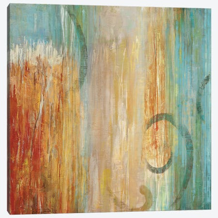 Perennial II Canvas Print #MHA29} by Max Hansen Canvas Wall Art