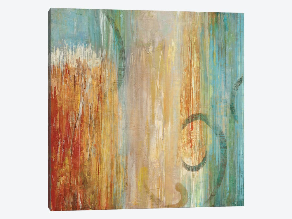 Perennial II by Max Hansen 1-piece Canvas Art