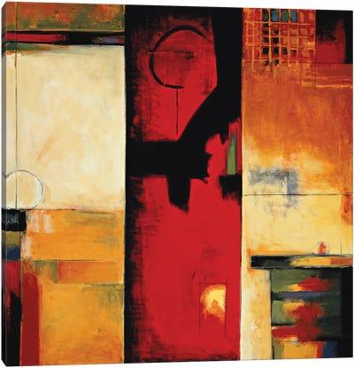 The Divide I Canvas Art Print