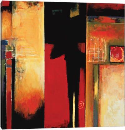 The Divide II Canvas Art Print