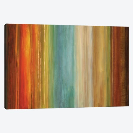 Wavelength I Canvas Print #MHA32} by Max Hansen Canvas Art Print