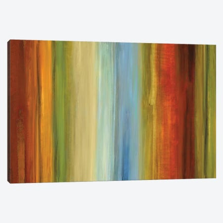 Wavelength II Canvas Print #MHA33} by Max Hansen Canvas Art Print