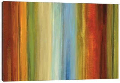 Wavelength II Canvas Art Print