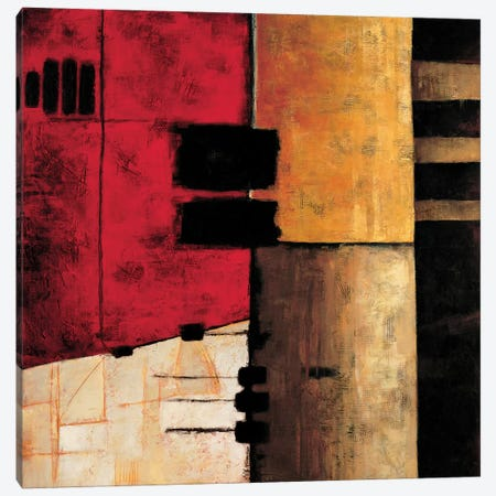 Destination I Canvas Print #MHA4} by Max Hansen Canvas Artwork