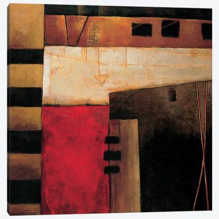 Destination II Canvas Print #MHA5} by Max Hansen Canvas Wall Art