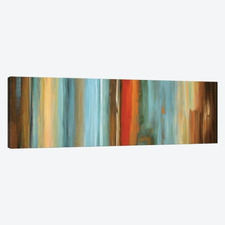 Flow I Canvas Print #MHA7} by Max Hansen Canvas Art