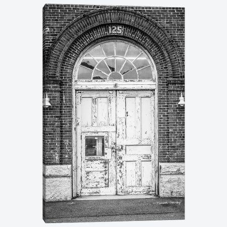 Boston Shipyard Doors   Canvas Print #MHL5} by Melissa Hanley Canvas Art Print