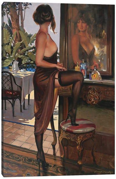 Stilettos Canvas Art Print