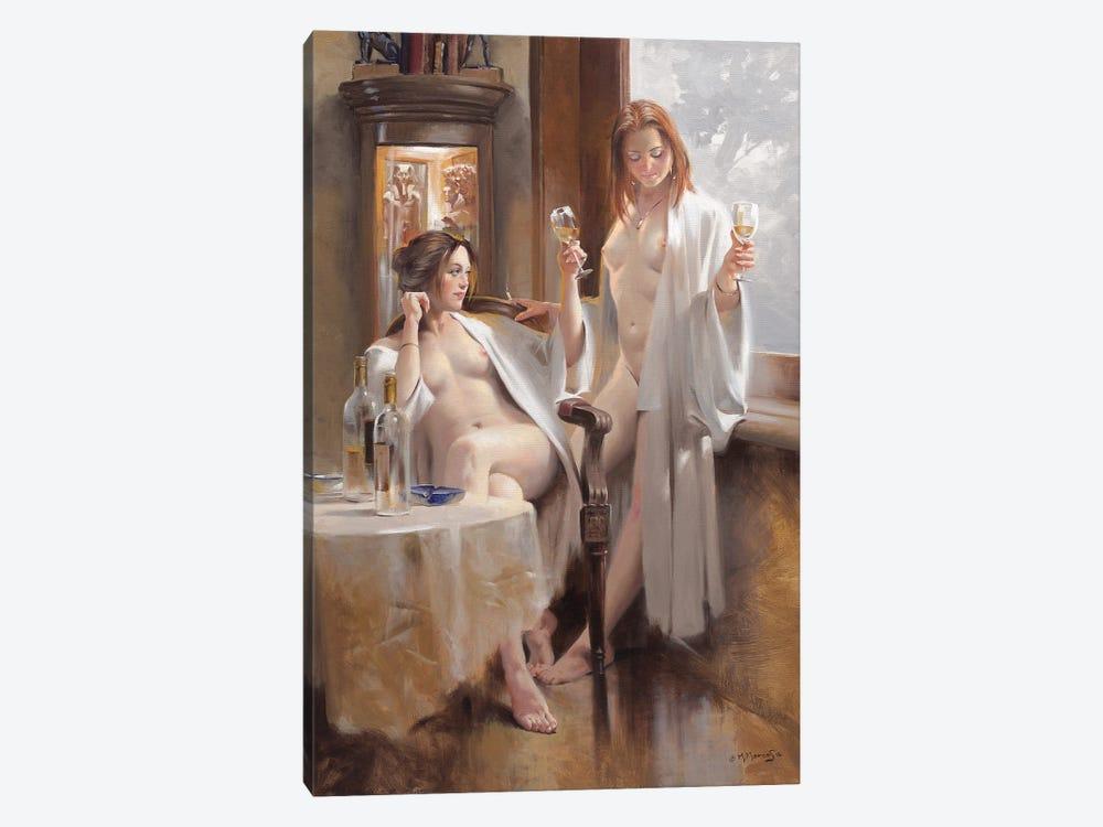 Sauvignon Blanc by Maher Morcos 1-piece Canvas Print